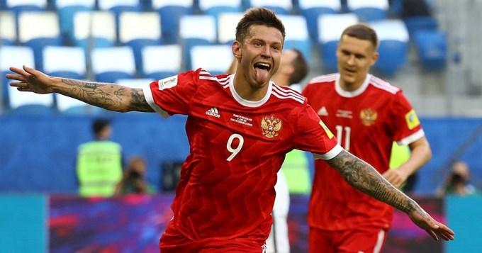 Rusia comenzó con el pie derecho la Copa Confederaciones
