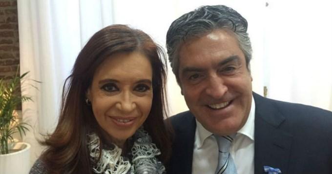Taxista reconoció a abogado de Cristina Fernández y lo golpeó