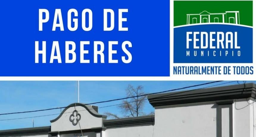 PAG O DE MEDIO AGUINALDO A TRABAJADORES MUNICIPALES