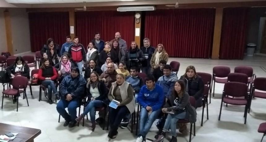 COMENZÓ EL 1° CURSO DE EMPRENDEDURISMO Y ECONOMÍA SOCIAL