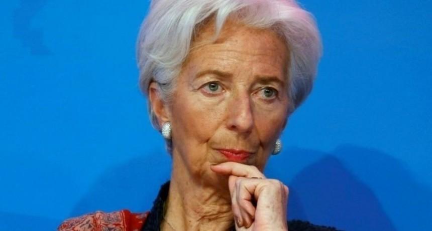 Para Lagarde, el programa