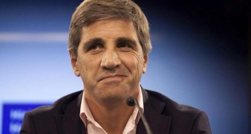 La Justicia sobreseyó a Luis Caputo en la causa que investigaba la compra de dólar futuro