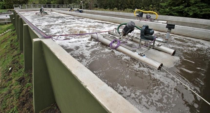 Se continúa avanzando en el plan de agua y saneamiento provincial que incluye a Federal