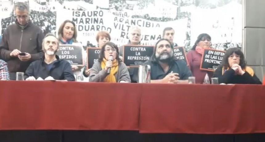 Ctera convocó a un paro nacional el 3 de julio