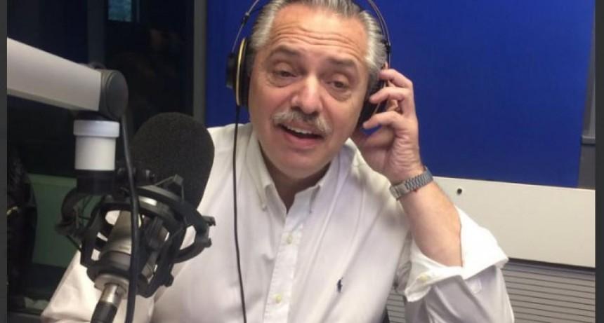 """Las definiciones políticas y económicas de Alberto Fernández   """"Ladrones que a sus robos los llaman 'conflicto de intereses'"""