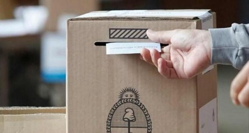 Rige la veda electoral desde las 8 de la mañana de hoy y hasta las 21 del domingo