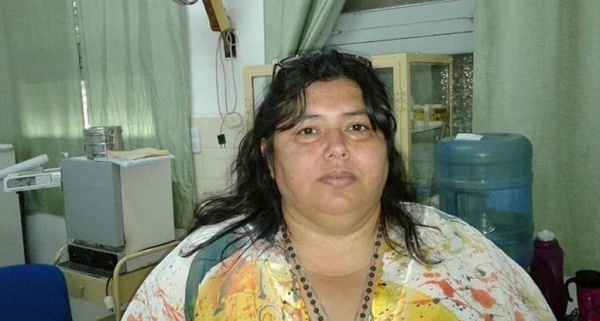 NANCY SUSANA MIRANDA REELECTA SENADORA