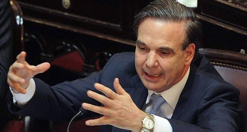 Pichetto será el compañero de fórmula de Macri