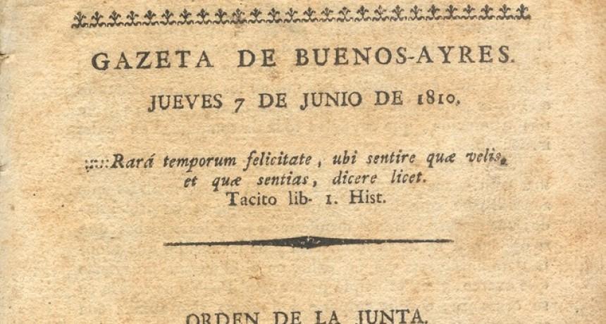 Día del Periodista: el primer periódico argentino y las revolucionarias ideas de Mariano Moreno