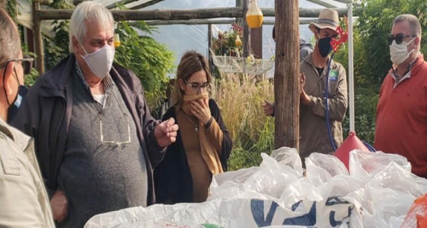 De vista en Federal. Cafesg avanza en el desarrollo de los micro y pequeños productores hortícolas
