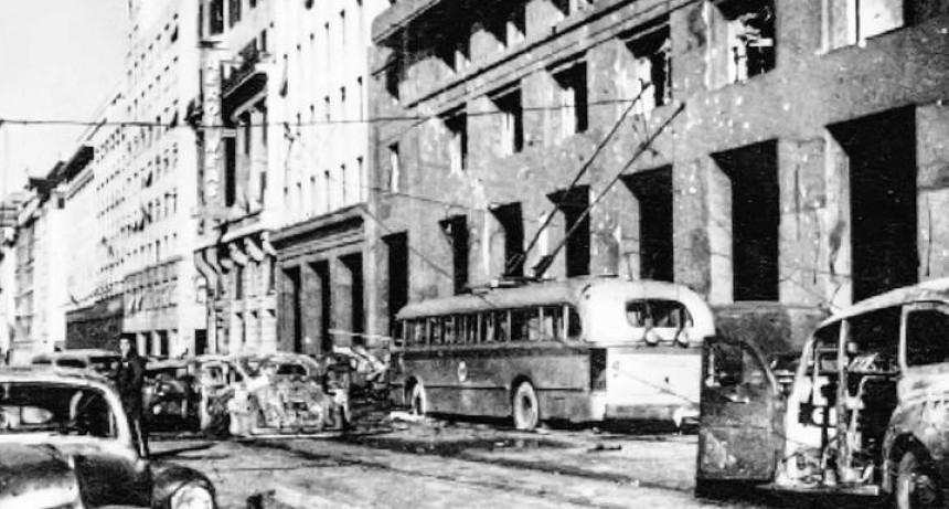 65 años del bombardeo en Plaza de Mayo: el comienzo de una violencia política que se extendió al menos 40 años
