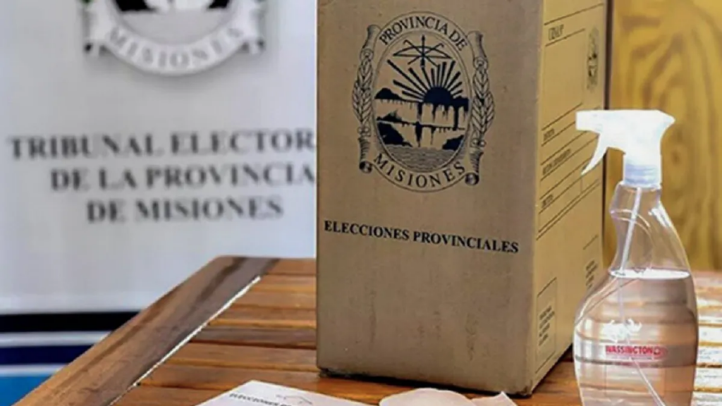 El oficialismo de Misiones obtuvo amplia victoria en las elecciones legislativas