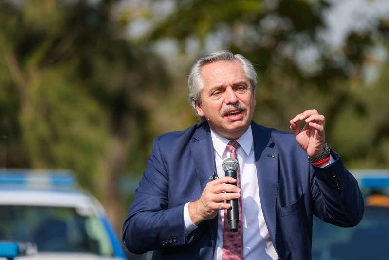 """Alberto Fernández criticó a los """"usurpadores"""" y afirmó: """"Necesitamos saber exactamente qué riquezas alberga Malvinas"""""""