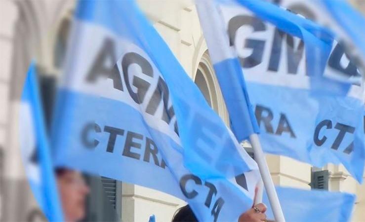 El Congreso de Agmer volvió a pedir la suspensión de las clases presenciales en toda la provincia