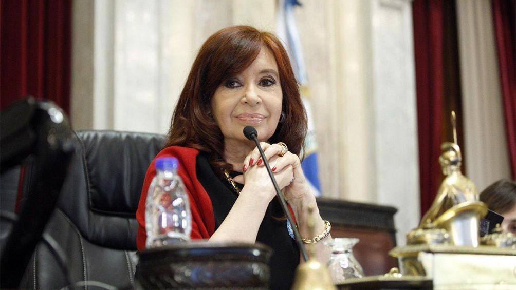 """Cristina Kirchner calificó de """"barbarie antiperonista"""" al bombardeo de la Plaza de Mayo"""