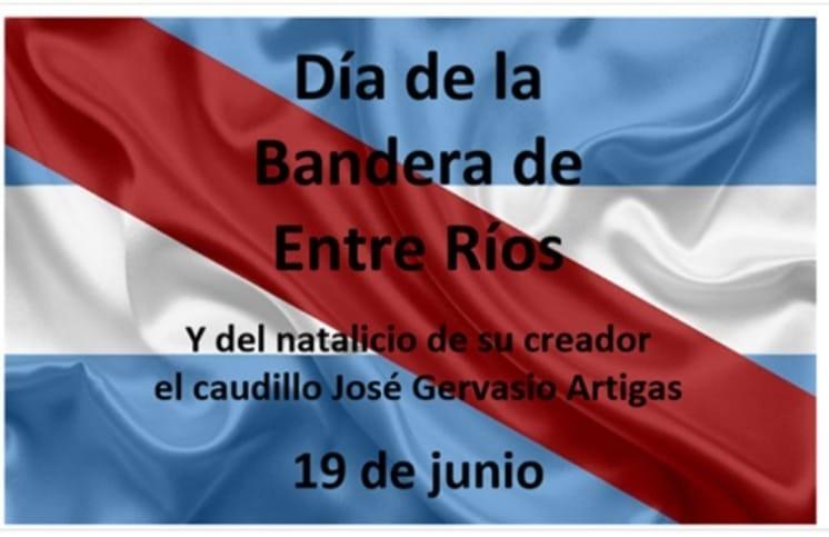 Día de la Bandera de Entre Ríos