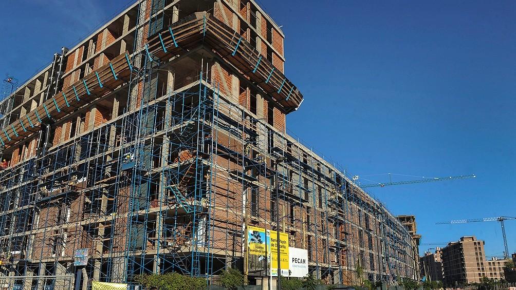 La producción manufacturera creció 55,9% interanual y la construcción se expandió 321,3%