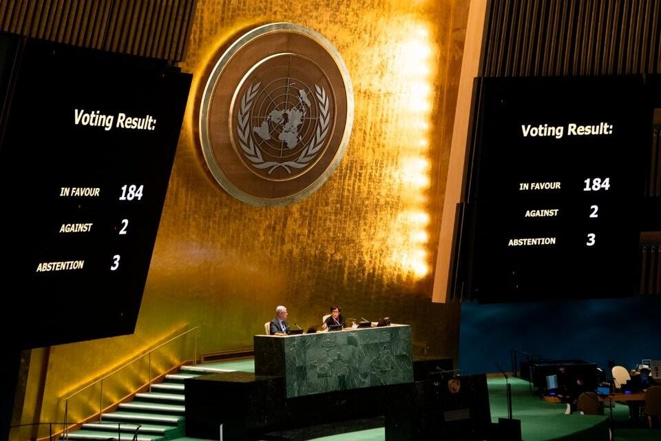 Nuevo éxito diplomático de Cuba por el bloqueo de EE.UU.