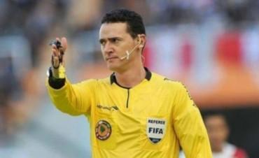 Copa América: Wilmar Roldán será el árbitro de la final entre Chile y Argentina
