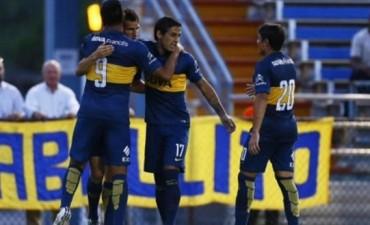 Boca goleó al Strikers en un nuevo amistoso de pretemporada