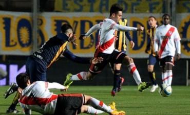 Rosario Central le ganó a River y lo eliminó de la Copa Argentina