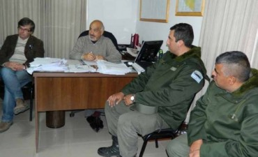 El Consejo de Seguridad Vecinal se volvió a reunir