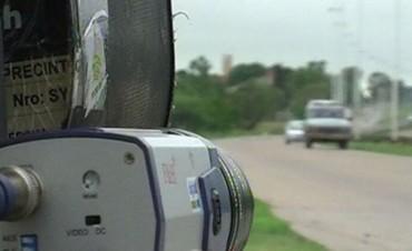 Propusieron no pagar fotomultas hechas en la ruta por municipios