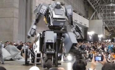 Habrá batalla de robots gigantes entre EE.UU y Japón