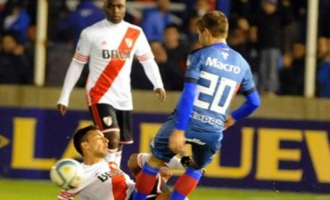 River no pudo como visitante ante Tigre y empataron sin goles