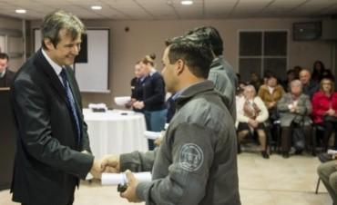 Se otorgaron nuevas jerarquías a miembros del Servicio Penitenciario de Concordia y Federal