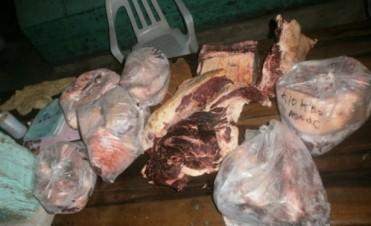 En Banderas se detectó un Comercio no habilitado que vendía carnes