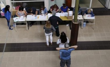 En Federal votarán 15.285 personas y por ello los lugares para sufragiar cambiaron