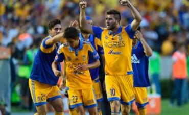 Tigres goleó a Inter y jugará la final de la Copa Libertadores ante River