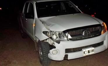 Un hombre murió al ser atropellado por una camioneta