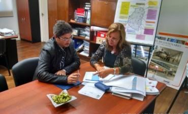 Aporte para la Escuela Agrotécnica y avances importantes del proyecto de la Escuela N° 11 de Federal