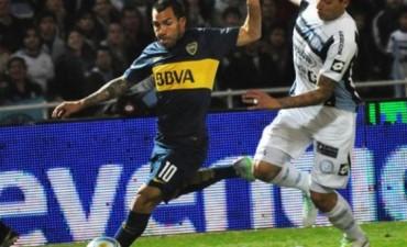 Boca ganó con 9 hombres en Córdoba y se afirma en la cima del Torneo