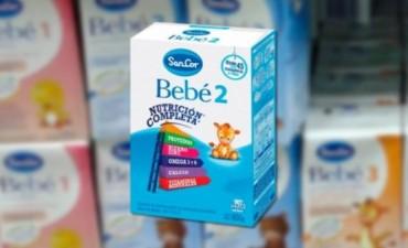 Prohíben lote de leche para bebés por bacteria vinculada a la meningitis