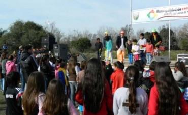 Este domingo se festejará el día del niño en el Camping Municipal