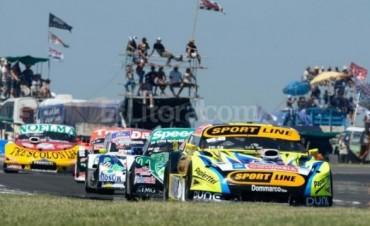TC en Paraná: Horarios confirmados para la jornada del fin de semana