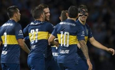 Boca con todos sus titulares enfrenta a Banfiel por la Copa Argentina