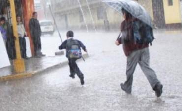 Cambio en el Pronostico anuncian hasta 130 milímetros de lluvia