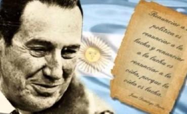 El Municipio homenajeará al ex presidente de la nación, Juan Domingo Perón
