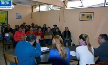 Artesanos y Emprendedores locales fueron parte de las Jornadas de Economía Social