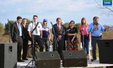 El Municipio celebro el Día del Cooperativismo