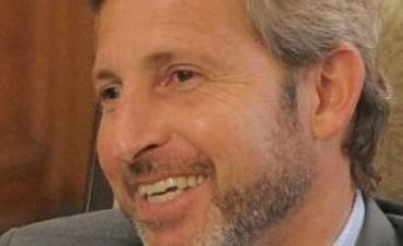 Rogelio Frigerio estará el viernes en Entre Ríos y desde Diamante lanzará el plan nacional Hábitat