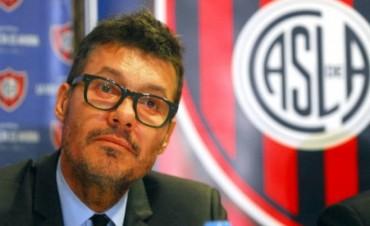 Tinelli será el presidente de la Súper Liga