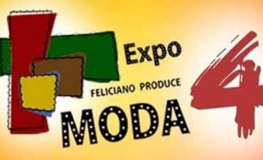 Federal participara de la Expo Feliciano Produce Moda 2016