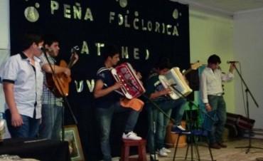 En el marco de la 72º Exposición Rural de Federal SEGUNDA GRAN PEÑA FOLKLORICA