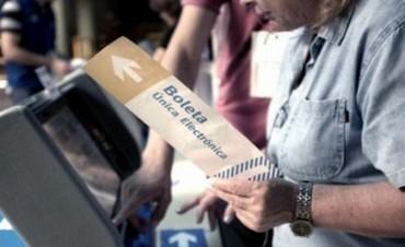 Boleta electrónica: dudan que pueda aplicarse en las PASO