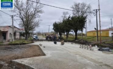 Esperada reconstrucción de un tramo de Calle Artussi